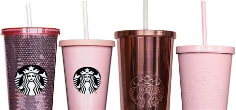 Termos Tumbler Starbucks Logo gold starbucks tumblers exist and they re so pretty