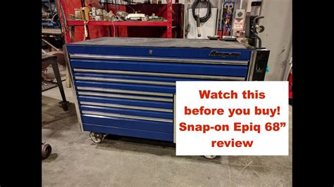 Roll Cab Toolbox Diy Tools Snap On Master Series Blue Roll Cab