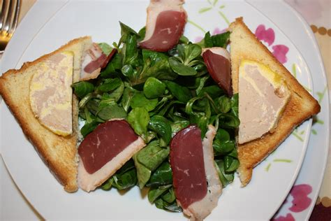 presentation foie gras assiette individuelle