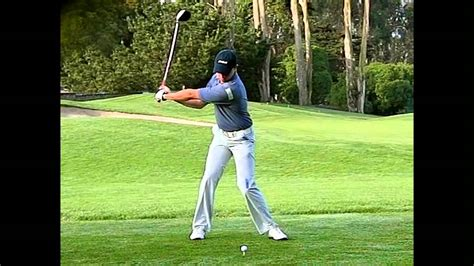 real golf swing the somax golf swing front youtube