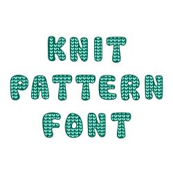 knitting pattern font home format fonts hopscotch embroidery font knit pattern