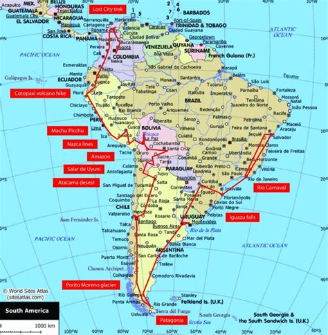 south america driving map 17 best ideas about south america map on south