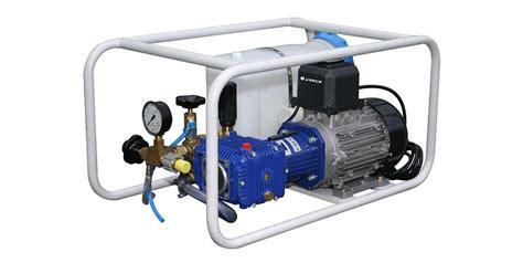 test su elektrik motorlu su test pompaları hydrostatic test pumps