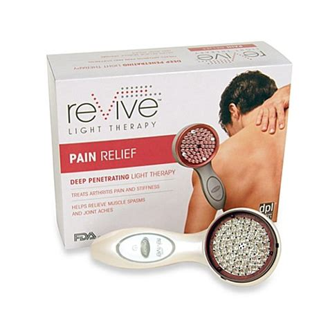 green light pain therapy revive light therapy portable handheld pain system