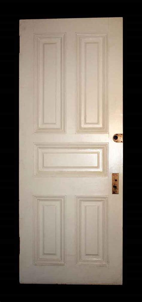 Five Panel Interior Doors Interior Door With Five Defined Panels Olde Things