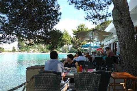 restaurant el mirador terrace picture of restaurante el mirador cala galdana