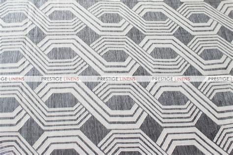 jacquard table linens geometric jacquard table linen grey prestige linens