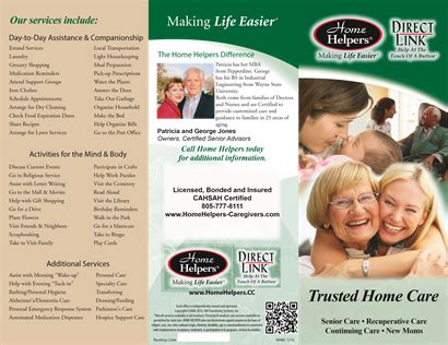 home helpers caregivers home care services greater
