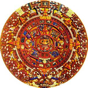El Calendario Y El Azteca Iguales El De Tezcatl Descifrado Calendario Azteca