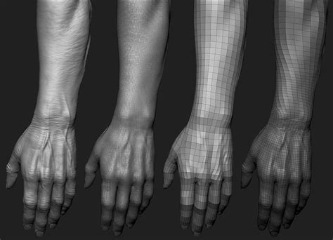 zbrush arm tutorial zbrush speedsculpt by mathieu aerni page 1 of 2 3ds
