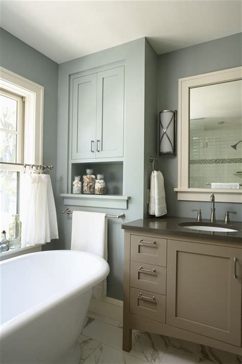 serene bathroom colors serene escape master bath eclectic bathroom