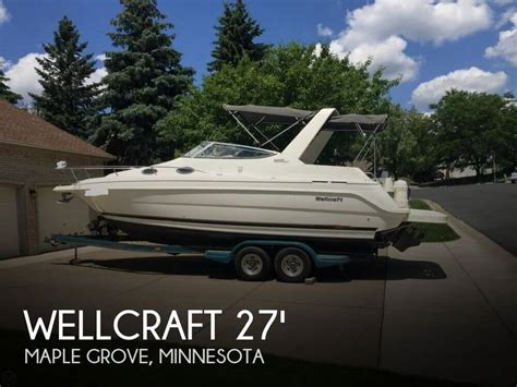 boats for sale maple grove mn sold wellcraft 2600 martinique boat in maple grove mn