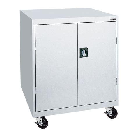 24 x 48 cabinet sandusky 48 in w x 24 in d cabinet shelf in putty kd48