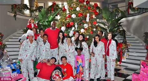 Getting Stressed Out Over The Family Christmas Party - kris jenner fights back tears at heartache over children
