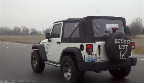 Jeep Things What Jeep Things Are On Your List The