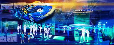 design then test drive at the all new test track