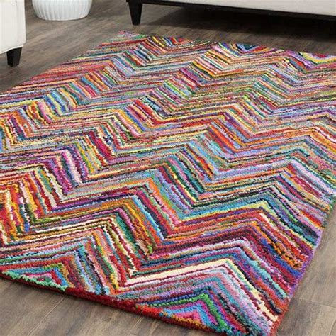 colorful chevron rug dina rug multicolor chevron for the home flats worms and chevron rugs