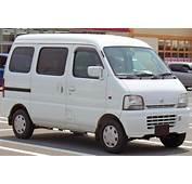 Luxury Cars Suzuki Every Van Japan