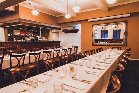 Melbourne Dining Rooms by Cari House Cbd Function Venues City Secrets
