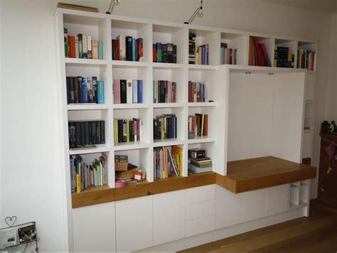 buro woonkamer boekenkast bureau woonkamer