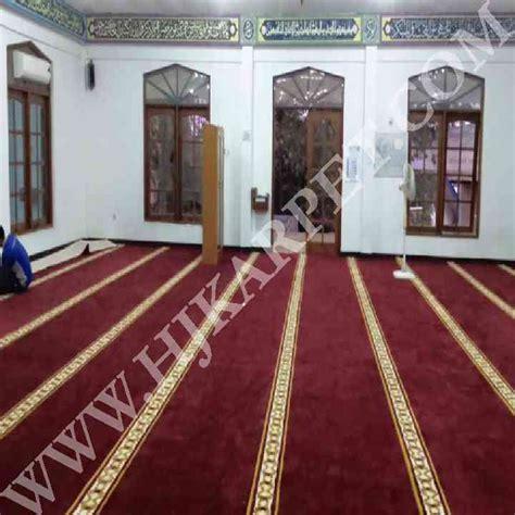 List Karpet Masjid pemasangan karpet masjid al muhajirin ipdn sumedang
