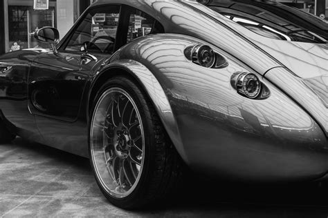 sports car black and white free images black and white wheel monochrome sports