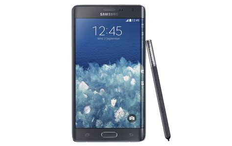 Samsung Note Edge Samsung Launches Galaxy Note Edge In India For Inr 64 900