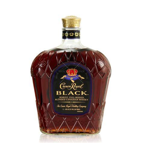 Royal Black crown royal black 1 0l 45 vol crown royal whisky