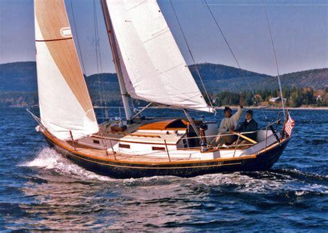the morris 28 linda sailboat bluewaterboats org - Sailboats Under Sail