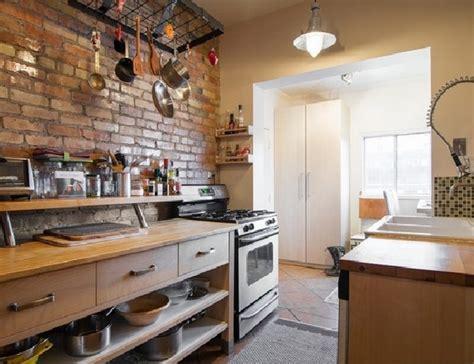 rustic kitchen backsplash ideas brick backsplash ideas a charming rustic touch in the interior
