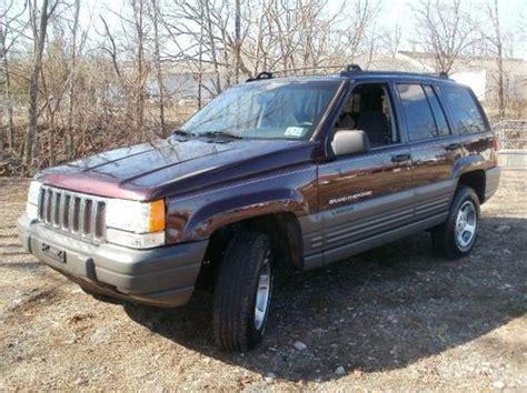 1998 Jeep Grand Fuel Buy Used 1998 Jeep Grand Tsi 4x4 V6 Suv Cheap