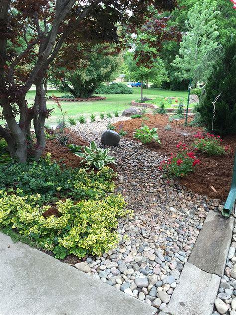 landscape design increases property value sod installation