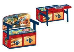 pat patrouillle bureau coffre 3 en 1 maxi toys