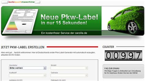 Label Drucken Online by Carzilla Stellt Pkw Label Drucker Online Autohaus De