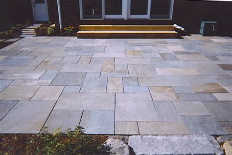 Bluestone Patio Pavers Paver Images Kansas City Landscaping And Paver Images Experts