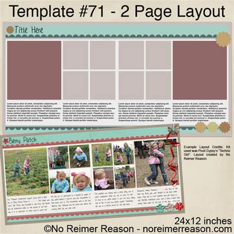 scrapbook page templates free 10 photo scrapbook sketches on sketches photo