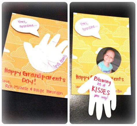 card ideas for grandparents day trust me i m a grandparents day gift idea