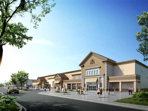 ground broken on exchange commissary project in