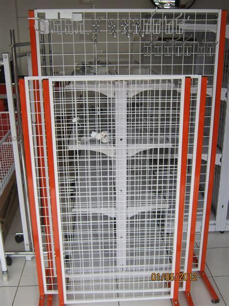 Jaring Ram Tanpa Bingkai Gantungan Aksesoris Perlengkapan Display Toko rak mundo rak gantung ram bingkai wire mesh 2 tipe