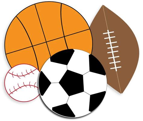 sport clipart all sports clipart