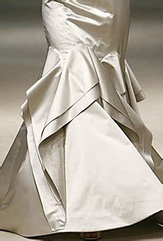 Vera Wang Fallwinter 2007 by Fall 2007 Wedding Dresses Vera Wang Photo
