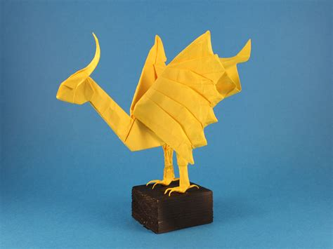 origami chocobo chocobos summons fiends and other amazing