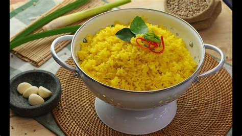 rudy sahabat nasi kuning harum gurih youtube