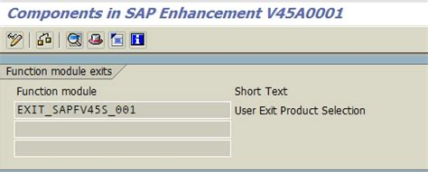 user exit tutorial sap abap how to find user exits for sap program or transaction code