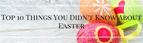 national lipstick day ten things you didnt know about top 10 things you didn t know about easter scoolook