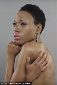 hair trends in kenya model shows how beauty trends in kenya over the last 100