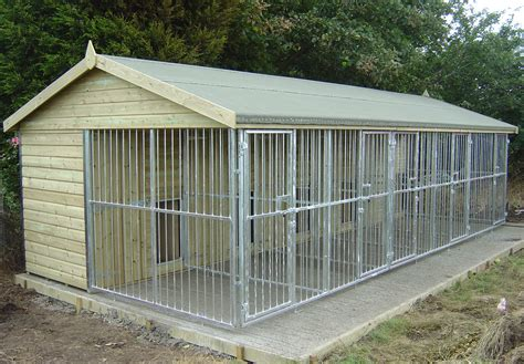kennels and runs kennel and run kennels traditional maryland and west virginia 8 x 16 ft