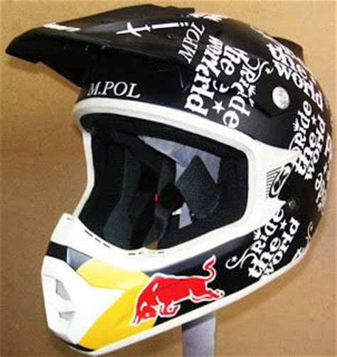 design your own motocross helmet 107 best images about motocross painted helmets on