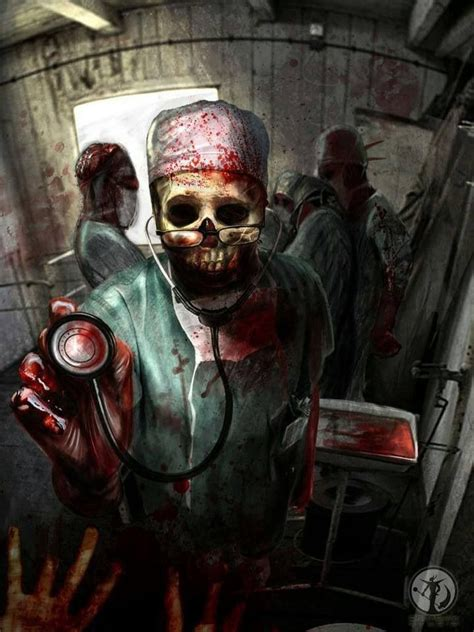 the art of horror creepy doctor horror art dark horror sifi beautiful for the and horror art