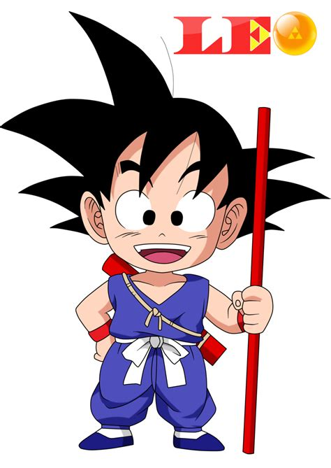 imagenes de goku niño goku y vegeta goku ni 209 o